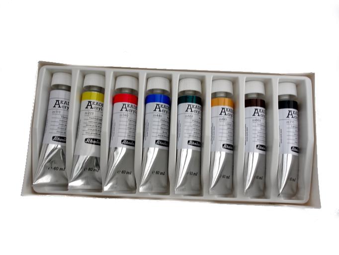 Akademie Acryl color von Schmincke (2)