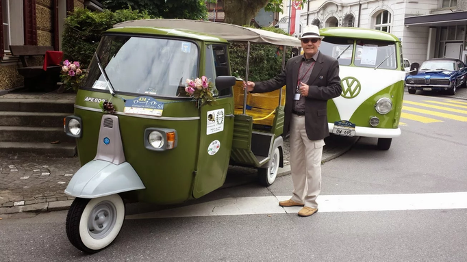 Oldtimer in Obwalden