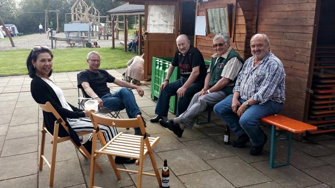 Ape-Treffen der Ape-Freunde Süd-West
