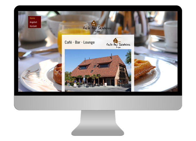 Café Bar Salzbütti Lyss - Sonma | Scheidegger Online Marketing - Ihr KMU-Partner für Webdesign und Social Media