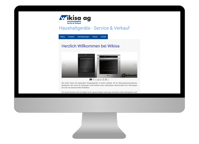 Wikisa AG Koppigen - Sonma | Scheidegger Online Marketing - Ihr KMU-Partner für Webdesign und Social Media