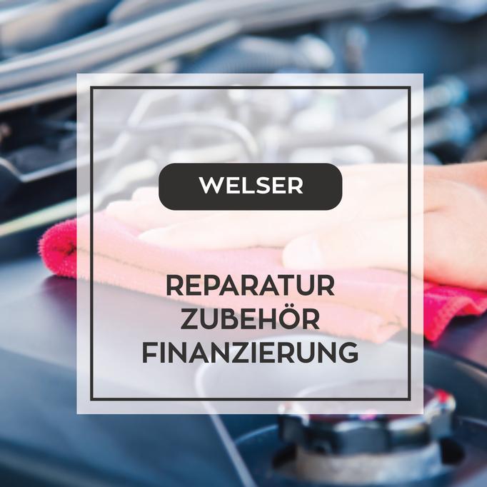 Welser KFZ-Finanzierung