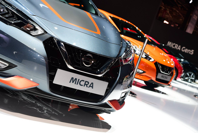Nissan Micra 2017 pack ultimate