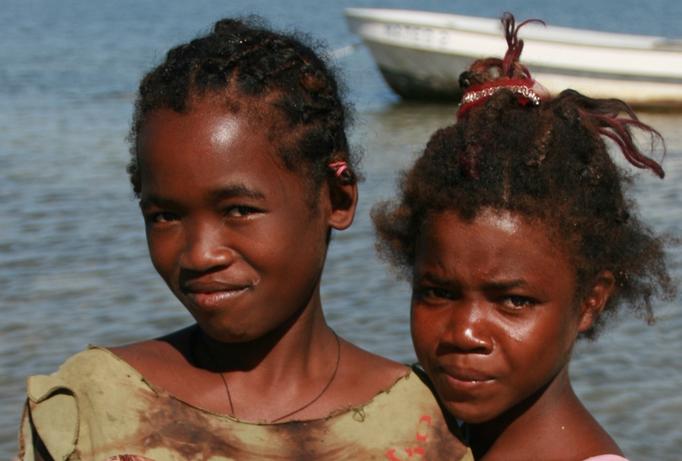 Canal de Mozambique près d'IFATY.