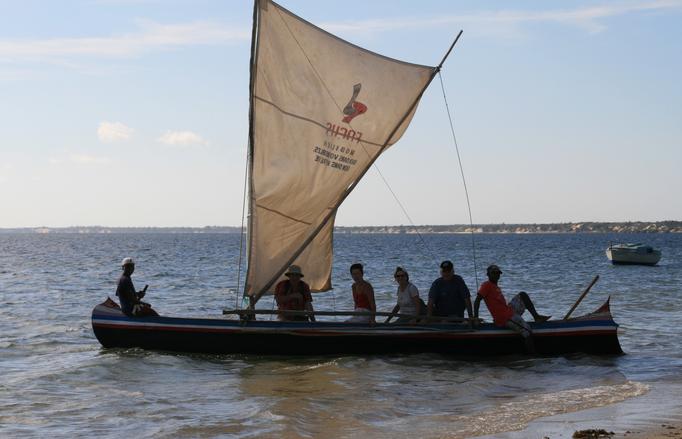 Canal du Mozambique. MADAGASCAR