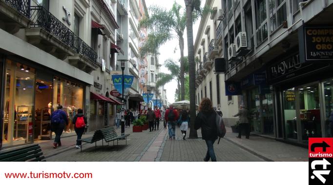 Peatonal Montevideo