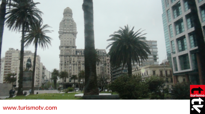 Plaza Central de Montevideo