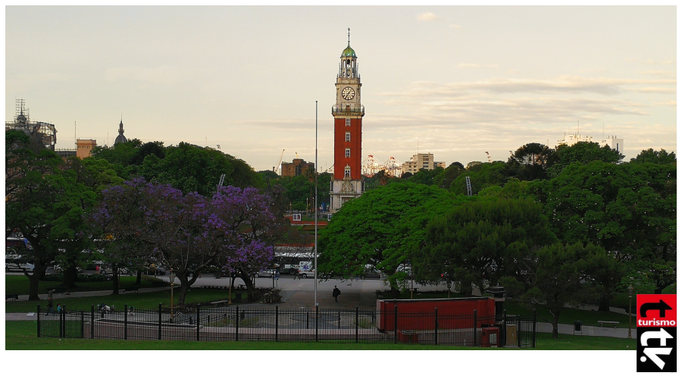 Torre de los ingleses, Retiro, Buenos Aires