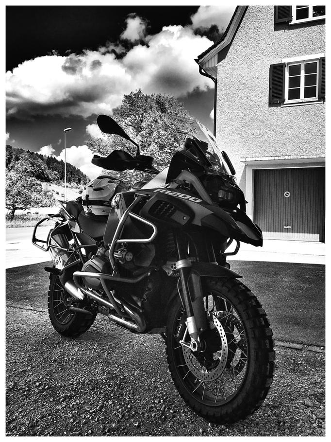 BMW R 1200 GS Adventure LC
