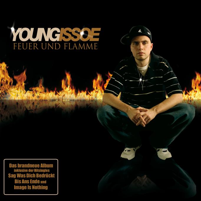 Issoe - Feuer und Flamme LP