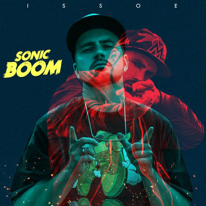 Issoe - Sonic Boom