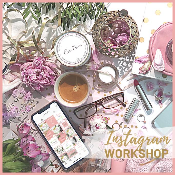 Instagram Workshop und Kurse in Hinwil bei Zürich finden jeden Monat für Unternehmen und Selbstständige statt.