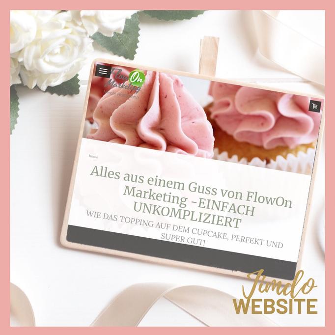 Homepage mit Jindo in der Schweiz gibt es bei Flowonmarketing in Zürich