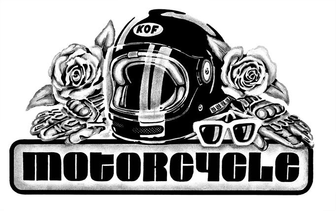 debardeur motorcycle femme