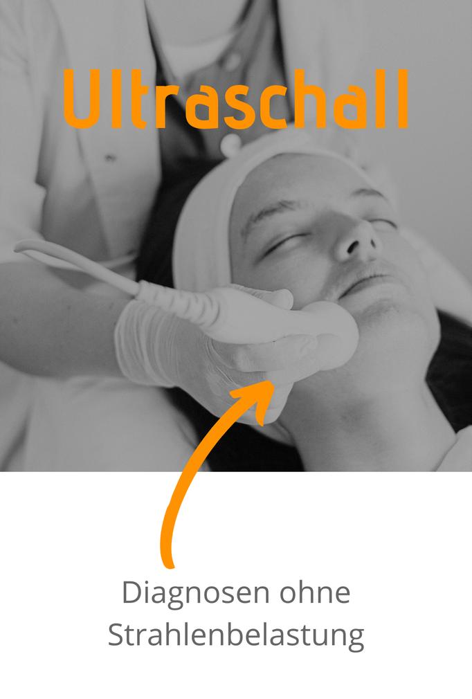 Ultraschall; Diagnosen ohne Strahlenbelastung
