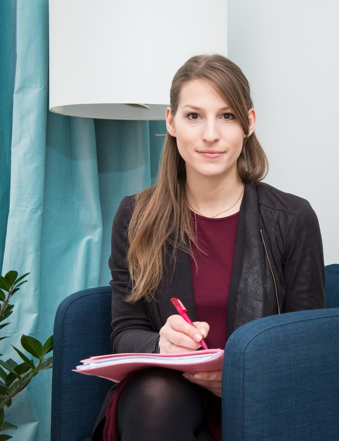 Psychotherapie 1020 Wien - Mag. Luisa Schubert BSc