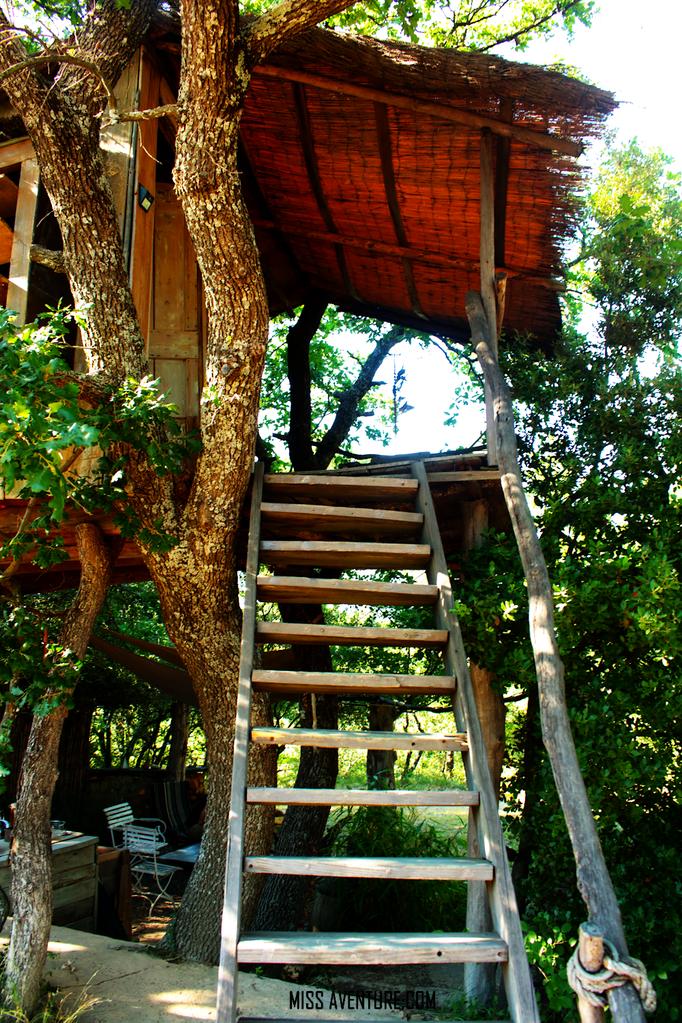 Cabane en Roussillon.