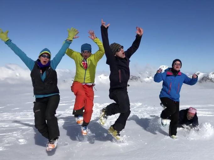 Gipfelfreuden auf dem Thurnen im Diemtigtal