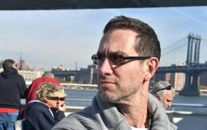 Writer-Director James Prineas