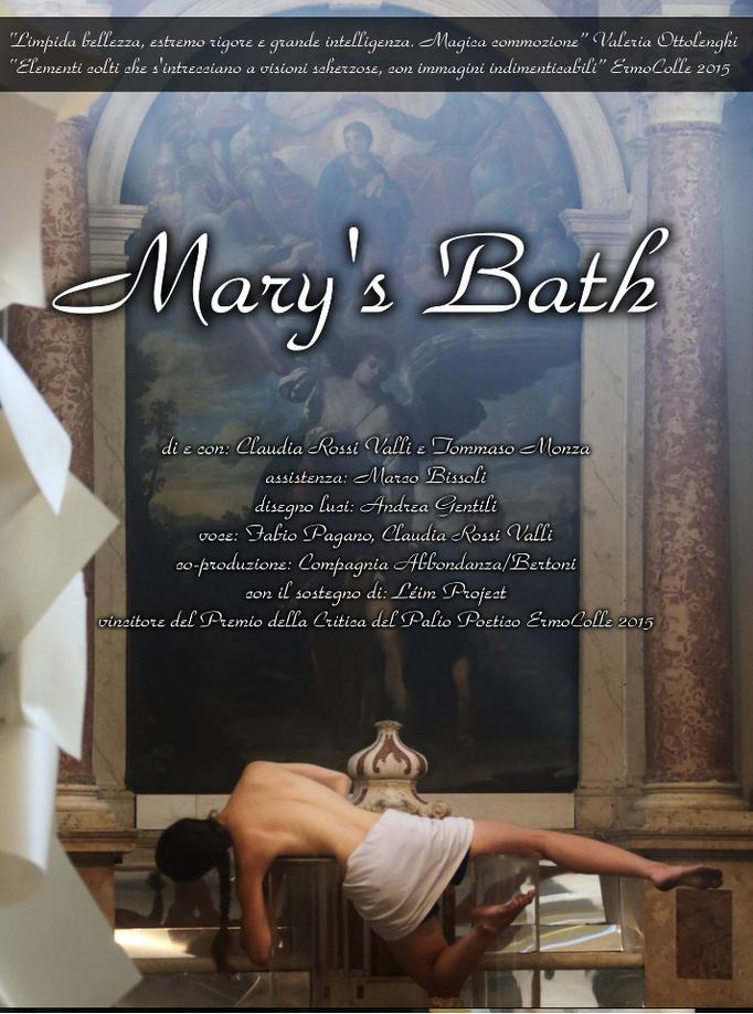 Mary's Bath