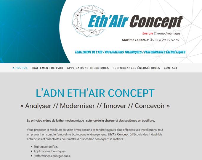 Traitement de l'air - Applications thermiques - Performances énergétiques.