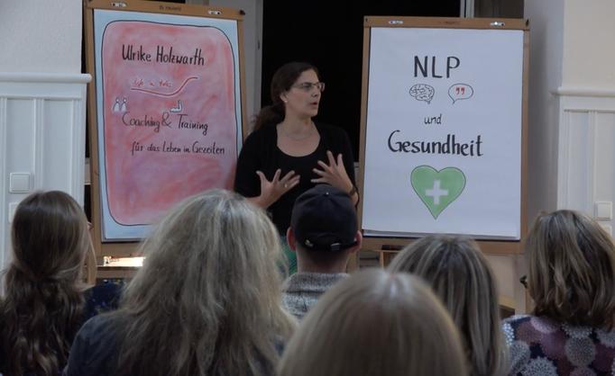 10.19 Vortrag NLP und Gesundheit bei Sabine Klenke (Foto: Sabine Klenke)