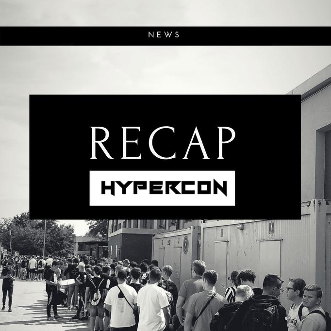 pangu x Hypercon - pangu zu Besuch auf der Hypercon 2018 in München.
