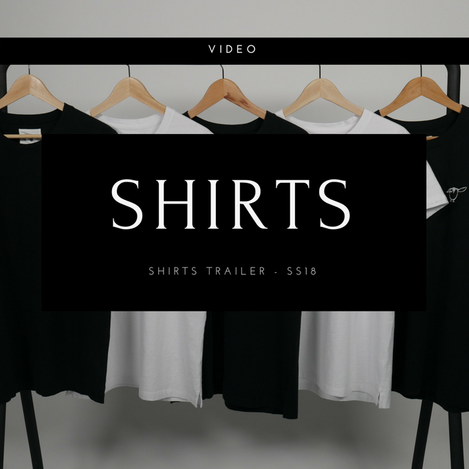 pangu - Shirt Trailer Spring Summer 18