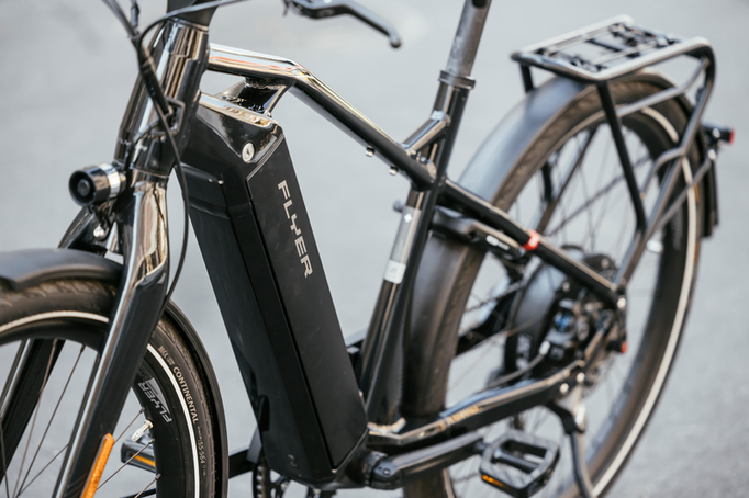 FLYER Upstreet6 – Neues High-Speed E-Bike