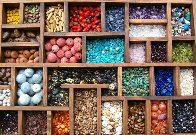 Diverse Steine