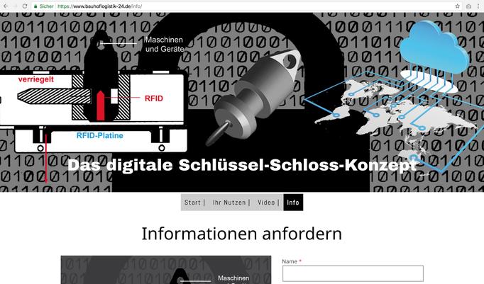 https://www.bauhoflogistik-24.de / Webseite