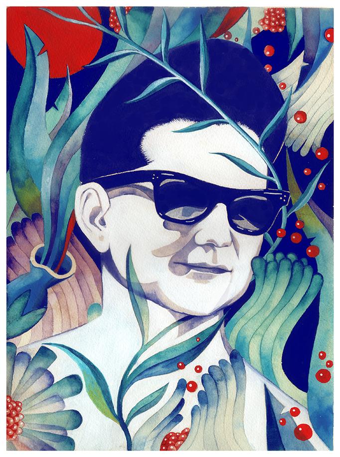 In dreams. Roy Orbison