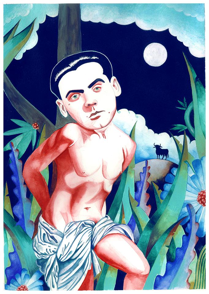 Verde. Federico García Lorca