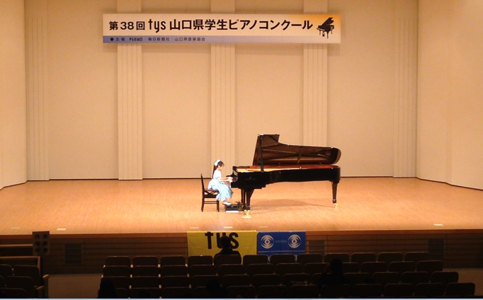 2016年 TYS山口県学生音楽コンクール フェスティバルの部