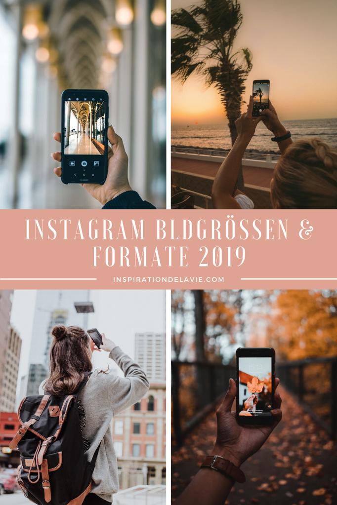 Entdecke jetzt die optimalen Instagram Formate und Bildgrößen für Instagram Stories, Videos und deine Fotos 2019. In meinem Blog erfährst du die ideale Größe und die besten Formate für deinen Feed und das perfekte Instagram Story Format! Auch für IGTV und