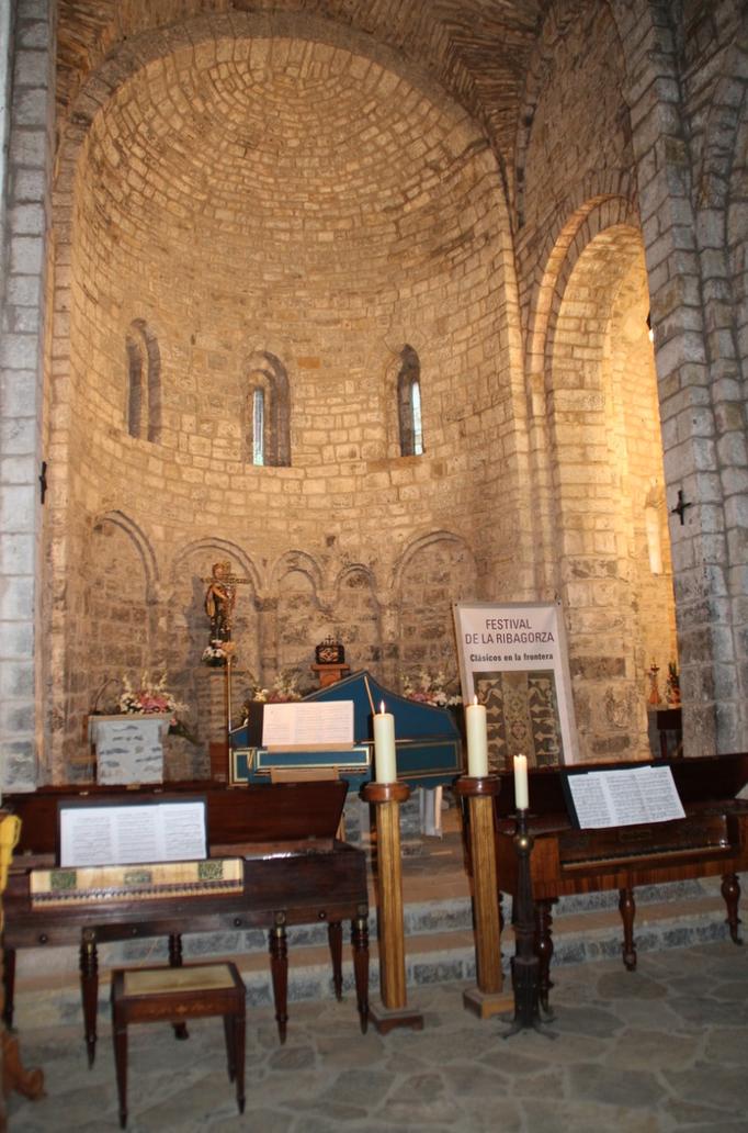 Concierto en Monasterio Obarra