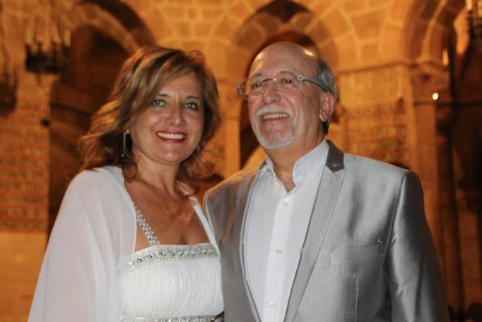 Con Miguel Ángel Tapia