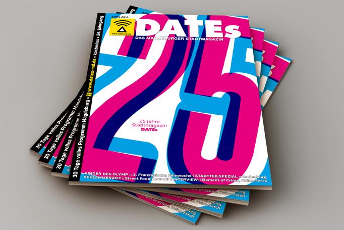 DATES – Das Magdeburger Stadtmagazin
