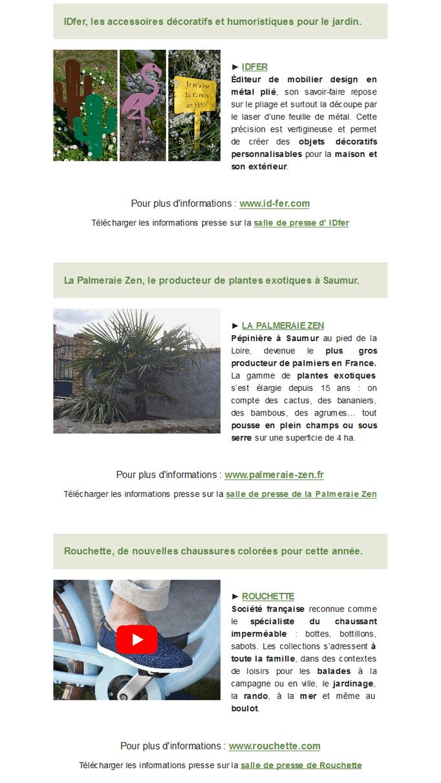 Archid'Ext, spécial Salon Jardins Jardin 2018 - IDfer, Rouchette & La Palmeraie Zen