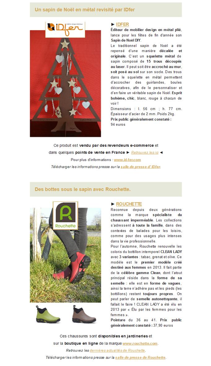 Archid'Ext, spécial Noël 2018 - Idfer & Rouchette
