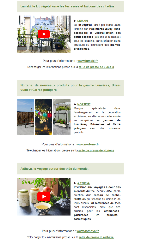 Archid'Ext, spécial Salon Jardins Jardin 2018 - Lumaki, Nortene & Asthéya