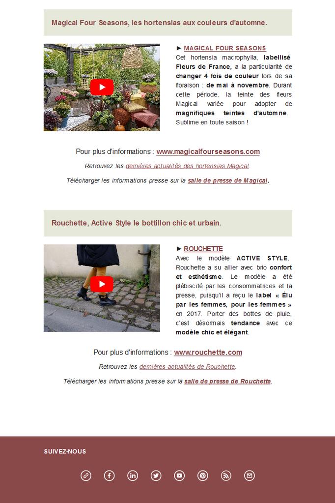 Archid'Ext, spécial Rentrée 2018 - Magical Four Seasons  &  Rouchette