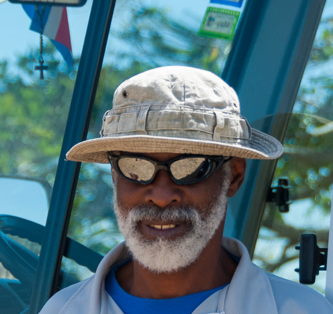 Mein ganz persönlicher Mr. Coolman in Costa Rica