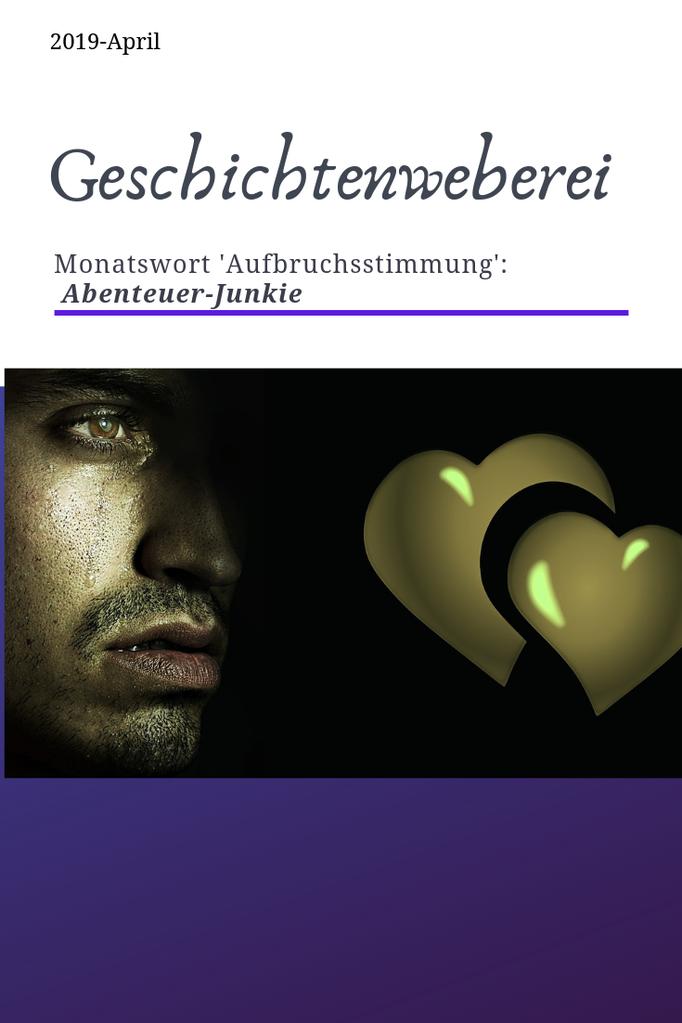Abenteuer-Junkie Monatswort Geschichtenweberei