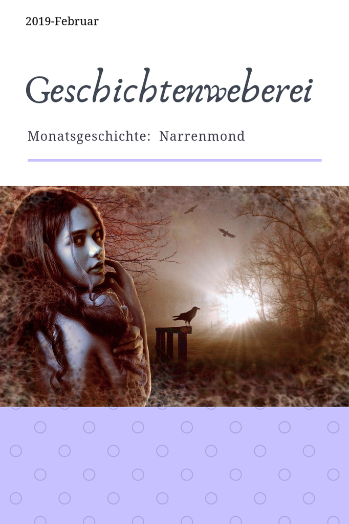 Narrenmond Monatsgeschichte Geschichtenweberei