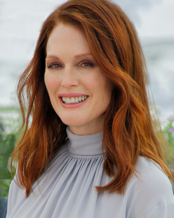 Julianne Moore by Marco Marezza