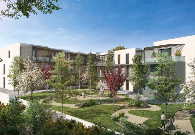 Ensemble Immobilier Neuf à Montpellier