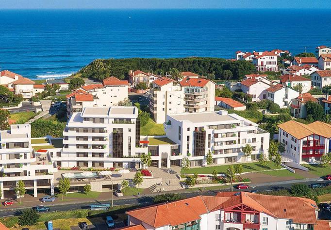 Ensemble Immobilier Neuf à Biarritz