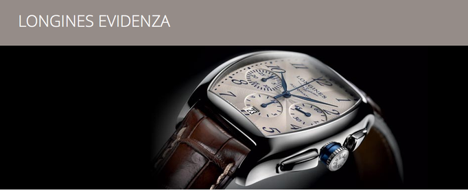 Naming:  Longines Evidenza