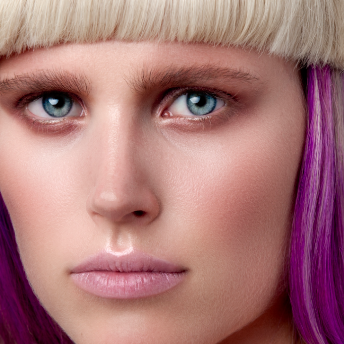 photographer: violetta koenig - makeup & hair: anie lamm-siu - model: sarah